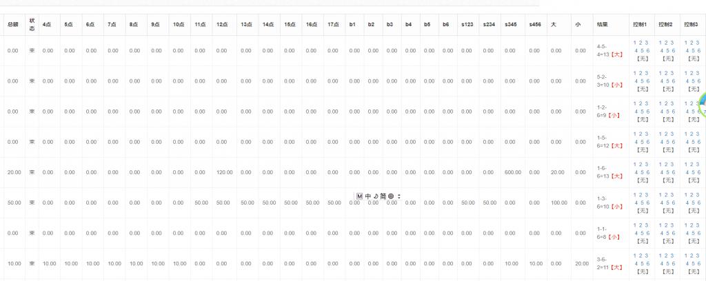 最新H5微信极速骰子/极速骰宝游戏源码带搭建视频教程 搭建视频教程 极速骰宝游戏源码 H5微信极速筛子 H5棋牌源码 第10张