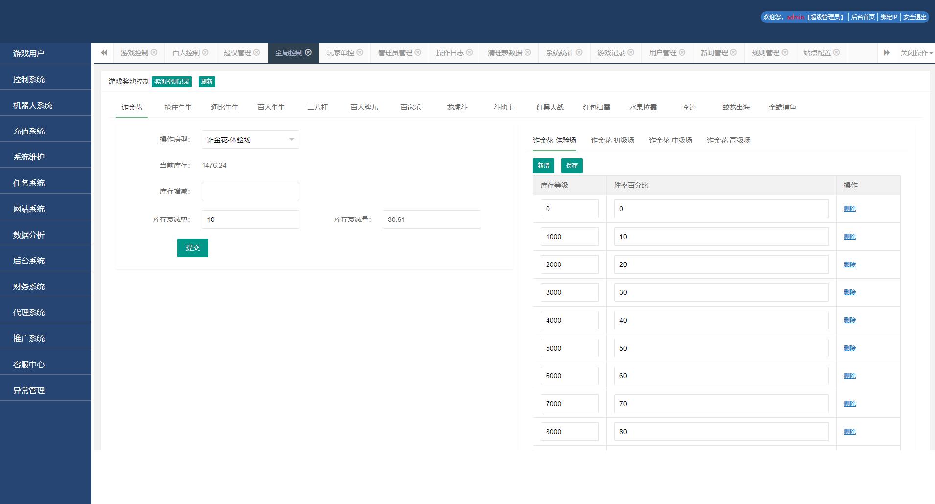 【独家更新】最新永利宝马动态ui棋牌组件+完整数据+完美运营版本+多捕鱼插图(16)