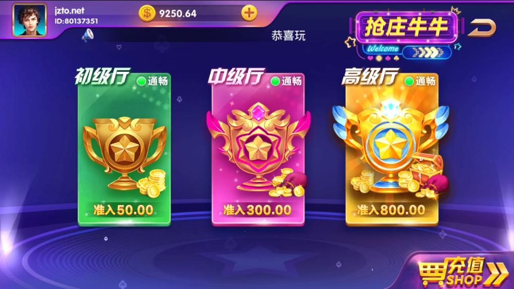 最新网狐内核二开顺天娱乐棋牌游戏平台完美版 顺天娱乐完整版插图(4)