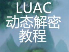 luac或lua解密视频教程so解密教程,棋牌luac文件解密方法-第1张