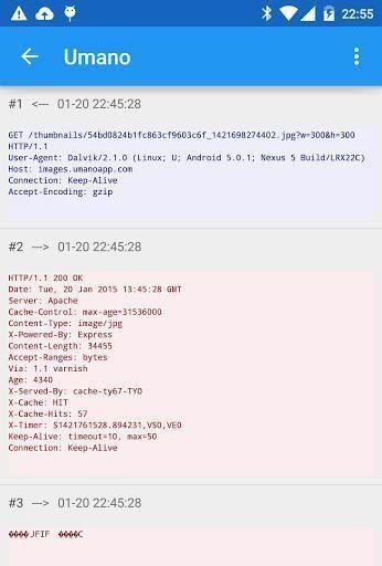 Packet Capture –Android手机上抓包神器-安卓抓包工具开发插图(1)