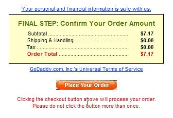 """亲手教你把域名注册商转移到国外 我的域名注册商由""""新网""""转移到美国Godaddy的全过程[原创]-第13张"""