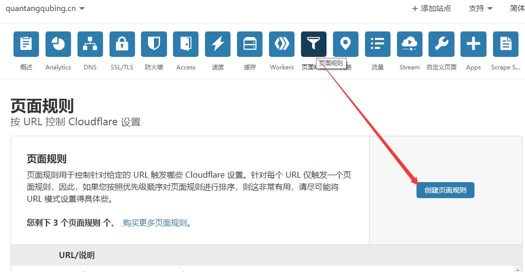 未备案域名使用Cloudflare设置域名URL转发(附带视频教程)-第14张