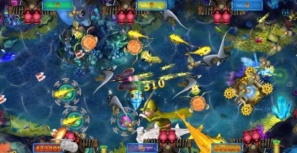 街机移动电玩城网狐cocos2dx海洋霸主游戏软件开发游戏源码支持IOS安卓PC