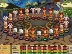 移动电玩城网狐6603雪豹新2D版森林舞会游戏程序源码ios安卓pc