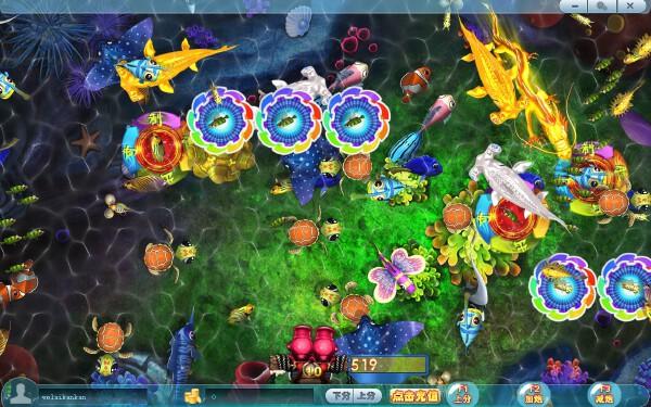 移动电玩城网狐6603第二代迅捷金蟾真3D游戏开发游戏源码ios安卓PC