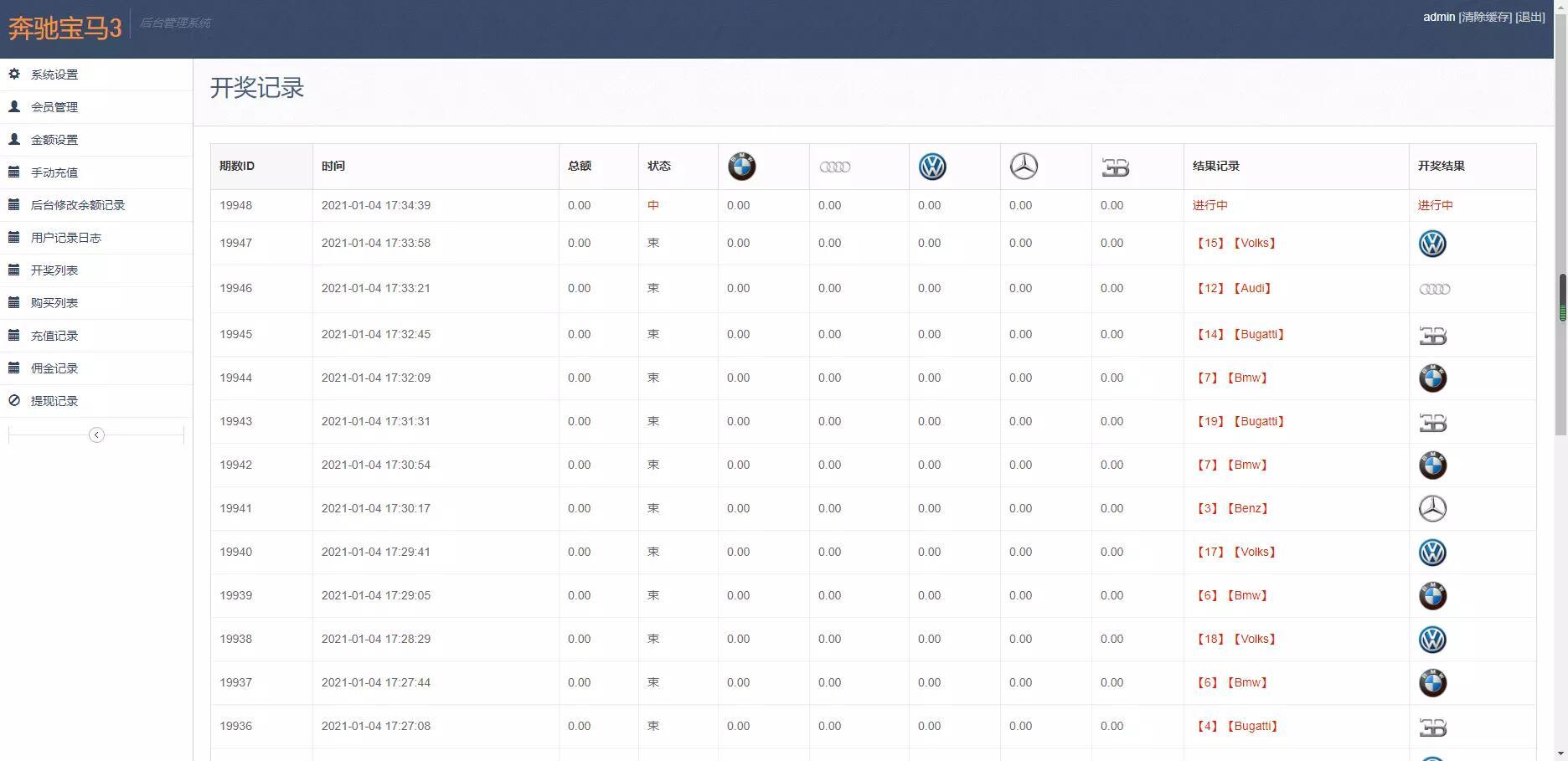 【亲测】H5奔驰宝马完整最新修复运营级源码 推广正常+上下级正常 支持无限回调 已对接支付-第5张